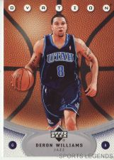 Buy 2006-07 Upper Deck Ovation #89 Deron Williams