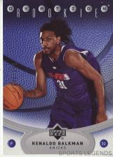 Buy 2006-07 Upper Deck Ovation #112 Renaldo Balkman