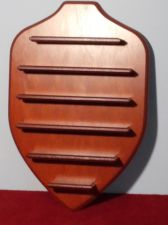 Buy Wooden Display Rack, Handcrafted -- Display your Collectibles!