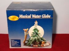 "Buy SPECIAL TIMES Musical Water Globe, GIANT 11"" Tall, NEW IN BOX"