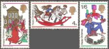 Buy Great Britain: 1968 Christmas Issue, MNH, Complete Set