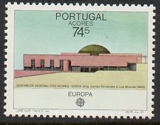 Buy Portugal Azores Europa 1987 mnh