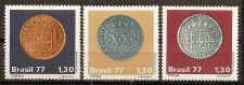 Buy Brazil: Colonial Coins (1977), MNH Complete Set