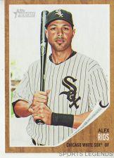 Buy 2011 Heritage #117 Alex Rios