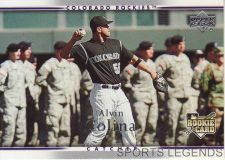 Buy 2007 Upper Deck #16 Alvin Colina
