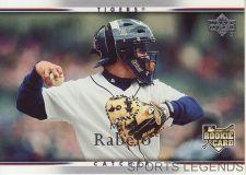 Buy 2007 Upper Deck #19 Mike Rabelo