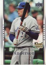 Buy 2007 Upper Deck #24 Drew Anderson