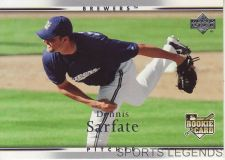 Buy 2007 Upper Deck #25 Dennis Sarfate