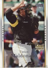 Buy 2007 Upper Deck #34 Carlos Maldonado