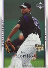 Buy 2007 Upper Deck #35 Juan Morillo