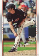 Buy 2007 Upper Deck #38 Billy Sadler