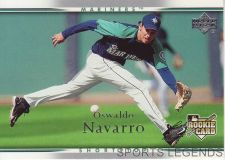 Buy 2007 Upper Deck #41 Oswaldo Navarro