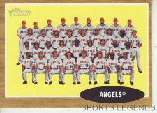 Buy 2011 Heritage #132 Los Angeles Angels