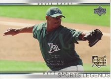 Buy 2007 Upper Deck #46 Juan Salas