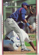 Buy 2007 Upper Deck #47 Joaquin Arias
