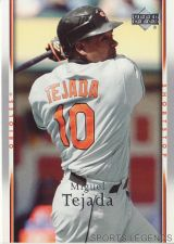 Buy 2007 Upper Deck #52 Miguel Tejada