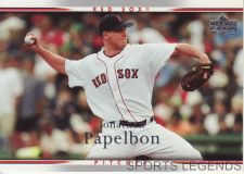 Buy 2007 Upper Deck #74 Jonathan Papelbon