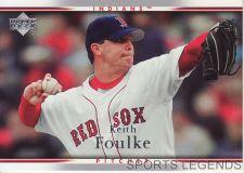 Buy 2007 Upper Deck #78 Keith Foulke