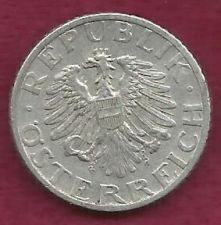 Buy Austria 50 Groschen 1946 Coin w/Eagle Post WWII Era Historical Currency