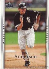 Buy 2007 Upper Deck #83 Brian Anderson