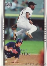 Buy 2007 Upper Deck #84 Juan Uribe