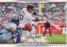 Buy 2007 Upper Deck #110 Omar Infante