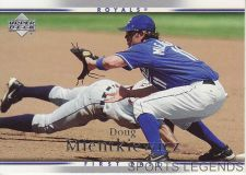 Buy 2007 Upper Deck #124 Doug Mientkiewicz