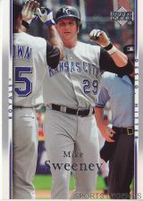 Buy 2007 Upper Deck #129 Mike Sweeney