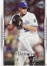 Buy 2007 Upper Deck #131 Todd Wellemeyer