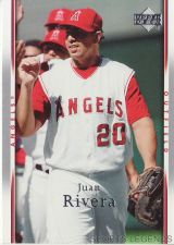 Buy 2007 Upper Deck #142 Juan Rivera
