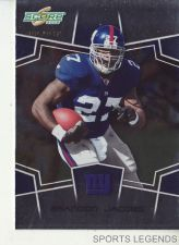 Buy 2008 Score Select #206 Brandon Jacobs