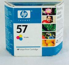 Buy 57 Tri Color cartridge C6657AN ink HP PSC 2110 2210 2310 2410 2510 1350 printer