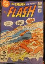 Buy FLASH Back Issue Comics DC COMICS --SEVEN Issues VG range '70/1977+