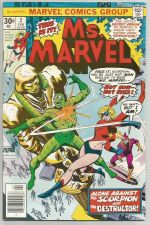 Buy MS MARVEL #2 Marvel Comics CONWAY, BUSCEMA, SINNOTT 1st print & series