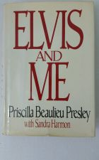 Buy Elvis and Me by Priscilla Beaulieu Presley, Sandra Harmon Hardcover
