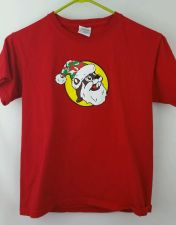 Buy Bucc-ee's Small Kids Christmas Beaver Tshirt Red S Convience Store Texas
