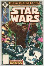 Buy STAR WARS #3 Marvel Comics Chaykin, Leialoha 1977 VF- Range or better .35 cent