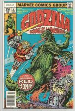 Buy GODZILLA #7 King of the Monsters VF/NM Trimpe Marvel Comics 1977