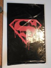 Buy 1st Print 1993 DC Superman #75 Death of Superman Collector's Ed. Black Bag