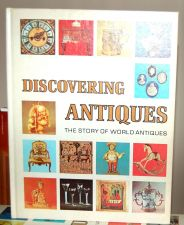 Buy Lot 10 Volumes Discovering Antiques The Story of world antiques 1973 Illustrated