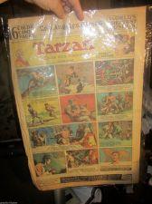 Buy Sunday Newspaper Comics: TARZAN June 21, 1936 Golden/Platinum Age HAL FOSTER +