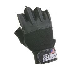 Buy 530 Platinum Weight Lifting Gloves by Schiek, Extra-Small size