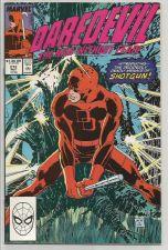 Buy DAREDEVIL COMICS #272 MARVEL COMICS 1989 Romita/WILLIAMSON VF