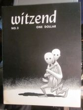 Buy WITZEND #3 --WALLY WOOD Professional Comic Book Fanzine 1st print 1967 EC LEVEL