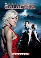 Buy Battlestar Galactica Season 1 one DVD TV boxed set Mary McDONNELL Edward OLMOS