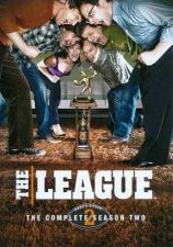 Buy THE LEAGUE season two second DVD 2 disc set - Josh CRIBBS Terrell SUGGS - new