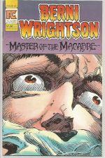 Buy BERNI WRIGHTSON #1 Master of the Macabre full color 1983 PACIFIC COMICS