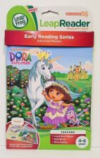 Buy LeapFrog LeapReader Early Reading Book: Nickelodeon Dora the Explorer: Tale of