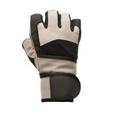 Buy Padded Lifting Gloves with Wrist Wraps Wrist for Gym, Fitness, Weight Lifting