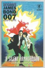 "Buy James Bond 007 #1 High Grade ""A Silent Armageddon"" Dark Horse Comics"